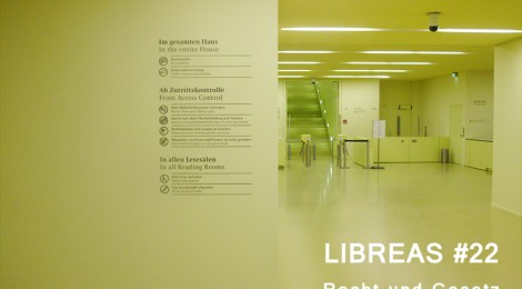 LIBREAS #22: Recht und Gesetz