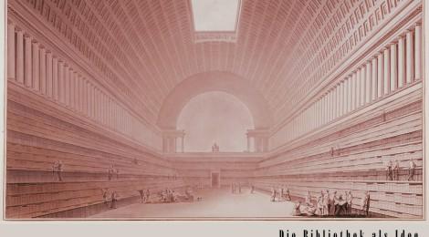 #28: Die Bibliothek als Idee erschienen
